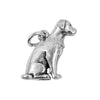 Beaucoup Designs Dog Breed Charms 14K gold & Sterling Silver plated Made in USA