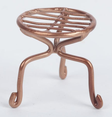 Ganz Mini Iron Table Figure for Fairy Garden ~ matches chairs and bench