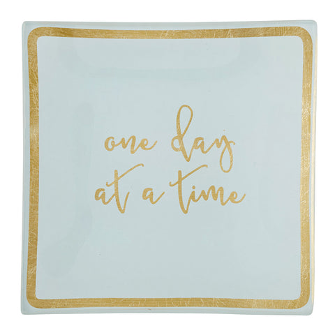One Day at a Time Trinket Tray
