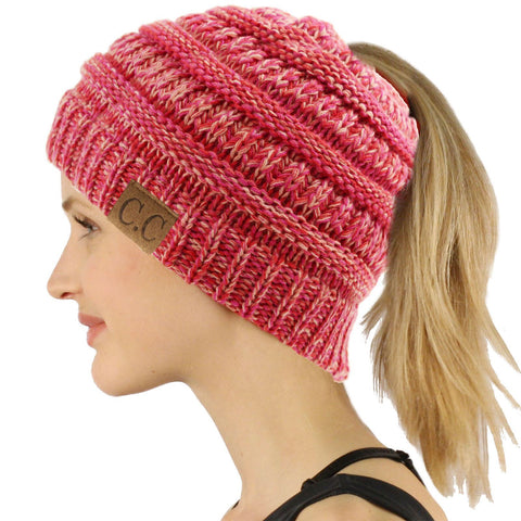 Women's C.C. Ponytail Beanie Hat