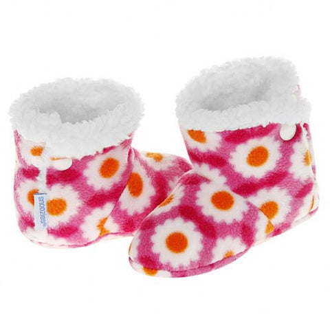 Baby Snoozie Booties ~ newborn to 12 mos