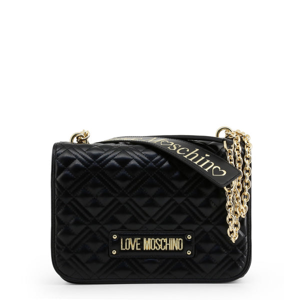 Love Moschino Women's Magnetic Closure Shoulder Bag - JC4000PP1ALA