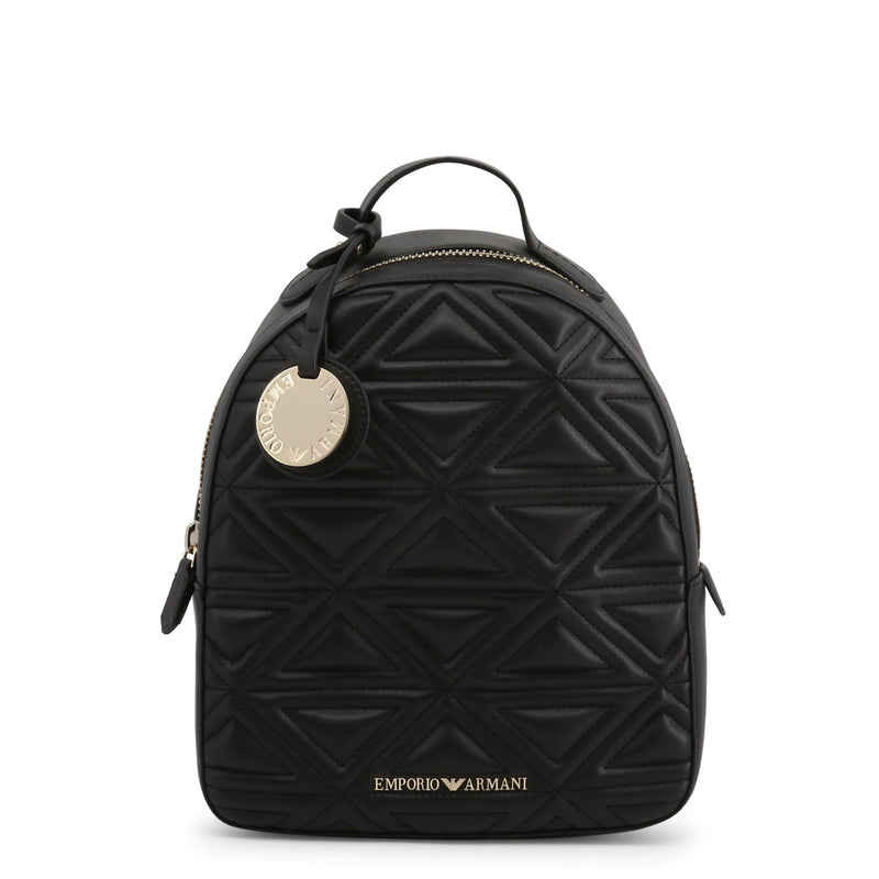 Emporio Armani Women's Zip Closure Backpack - Y3L020-YH60A