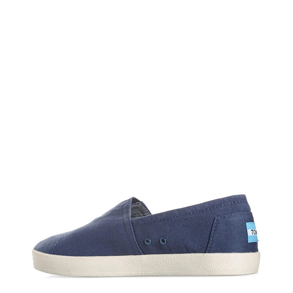 TOMS Men's Slip-On Shoes - CANVAS-NEWOS_10007052