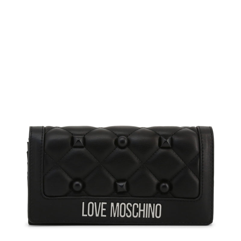 Love Moschino Women's Magnetic Closure Clutch - JC5610PP18LH