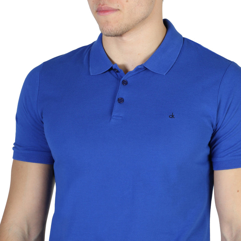Calvin Klein Men's Short Sleeve Polo shirt - J3EJ303832
