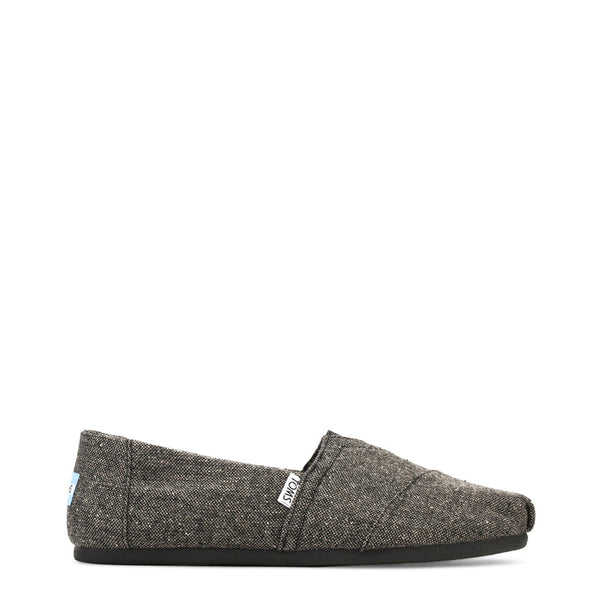 TOMS Men's Slip-On Shoes - TWEED-SHEARLING_10010837