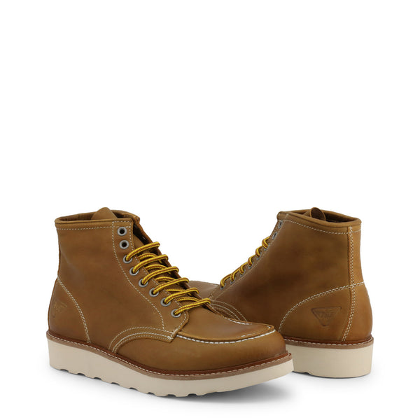 Docksteps Men's Leather Ankle boots - OAKLAND_61
