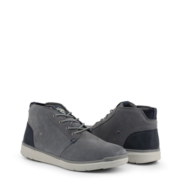 U.S. Polo Assn. Men's Suede Laced shoes - YGOR4128W9_SY1