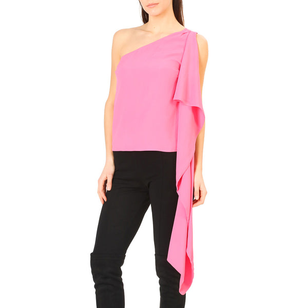 Annarita N Women's One Shoulder Top - 346