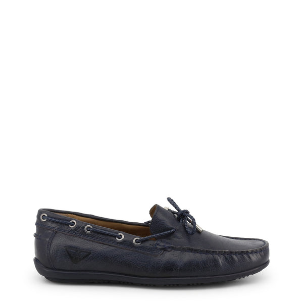 Docksteps Men's Leather square toe Loafers - CITYLOW-2270