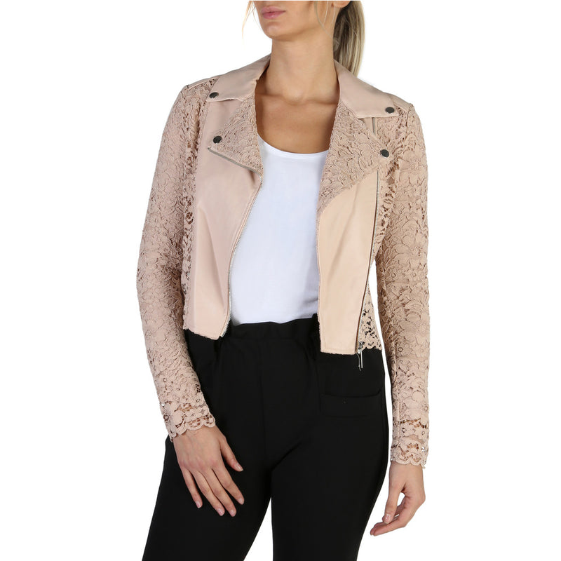 Guess Women's Long Sleeve Bomber - W83N13