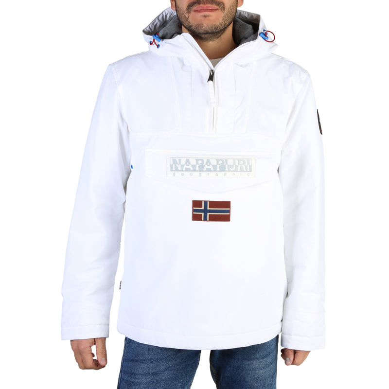 Napapijri Men's Regular Fit Long Sleeve Bomber - RAINFOREST2_NP0A4ECP