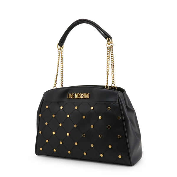 Love Moschino Women's Magnetic Closure Shoulder Bag - JC4095PP1ALP