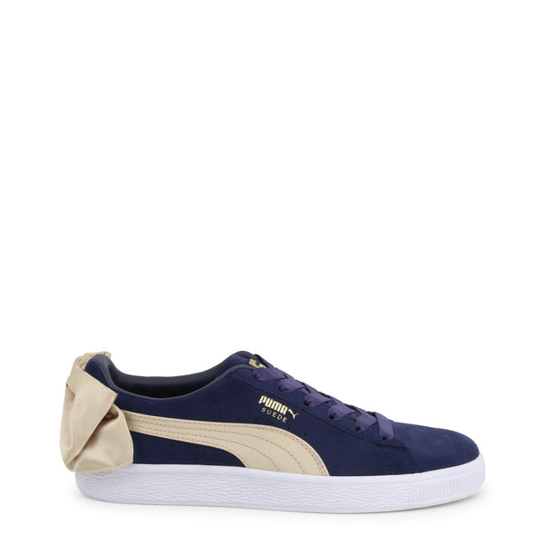 Puma Women's Suede Sneakers - 367732-SuedeBowVaristy