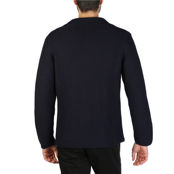 Emporio Armani Men's Long Sleeve Sweater - S1G04M_S115M