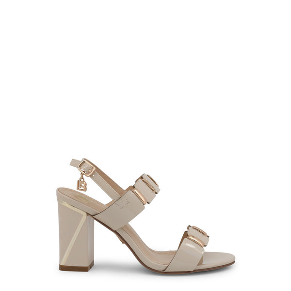 Laura Biagiotti Women's Ankle Strap Buckle Sandals - 6156