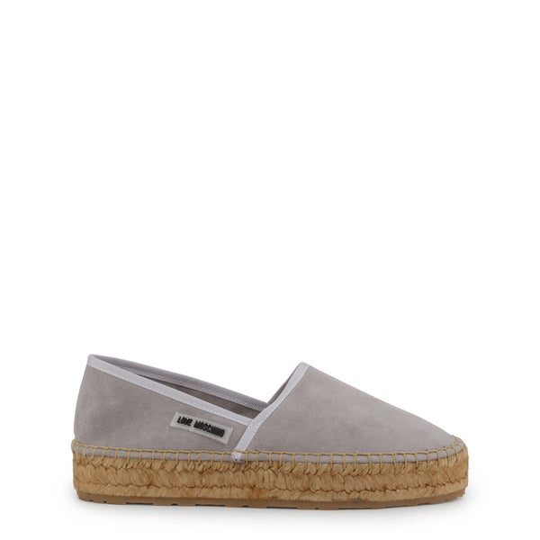 Love Moschino Women's Suede Wedge Slip-On Shoes - JA10223G07JF