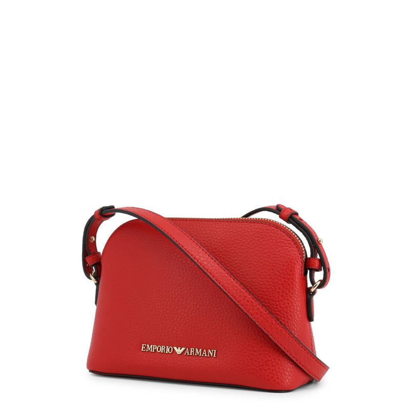 Emporio Armani Women's Zip Closure Crossbody Bag - Y3B112-YH22A