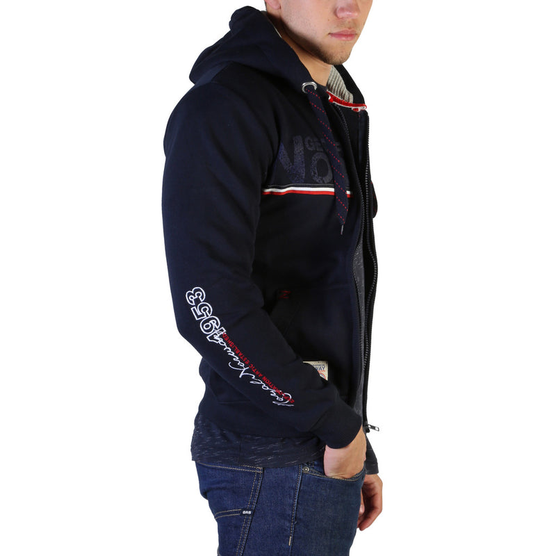Geographical Norway Men's Long Sleeve Sweatshirt - Faponie100_man
