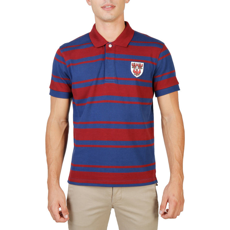 Oxford University Men's Polo - ORIEL-RUGBY-MM