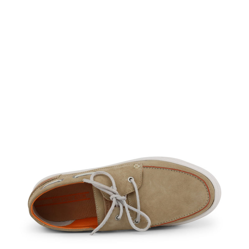 U.S. Polo Assn. Men's Suede Loafers - GLAN7031S9_S1