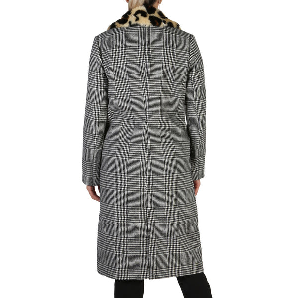 Guess Women's Long Sleeve Coat - W84L0F