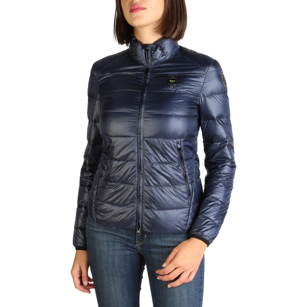 Blauer Women's Long Sleeve Bomber - 3066