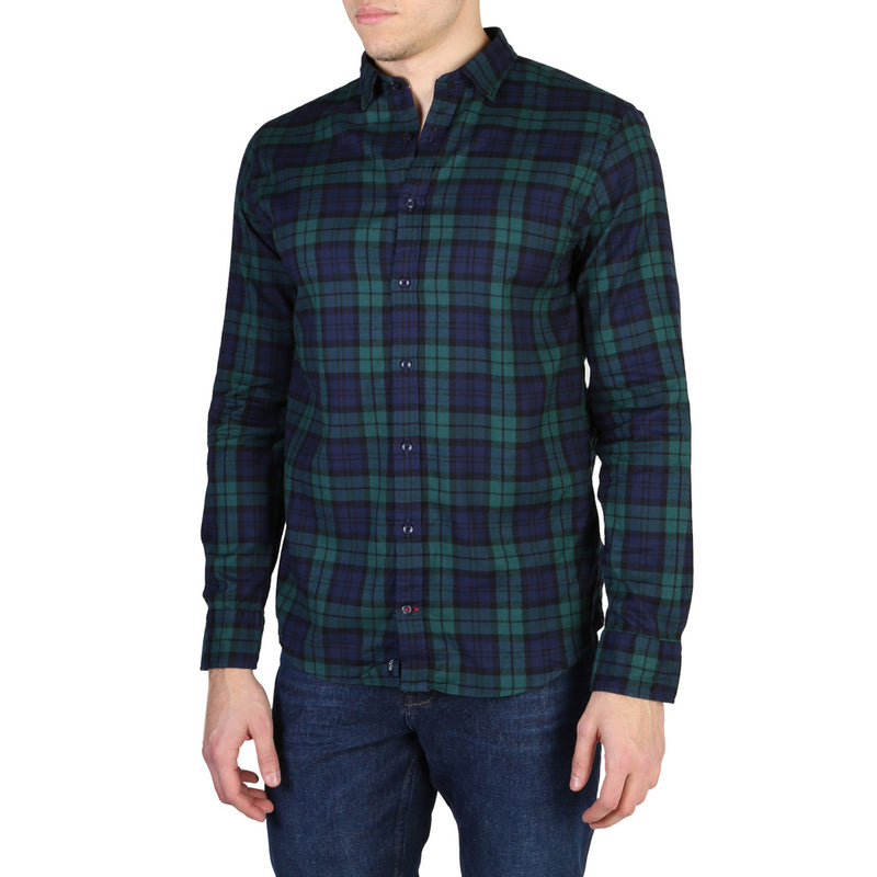Tommy Hilfiger Men's Long Sleeve Shirt - MW0MW03838