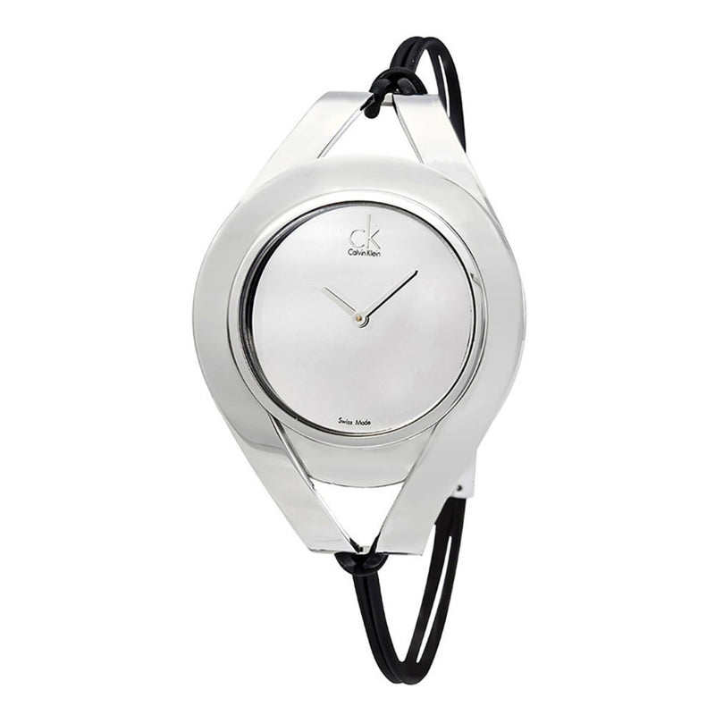 Calvin Klein Women's Steel Strap Grey Quartz Analog Watch - K1B331