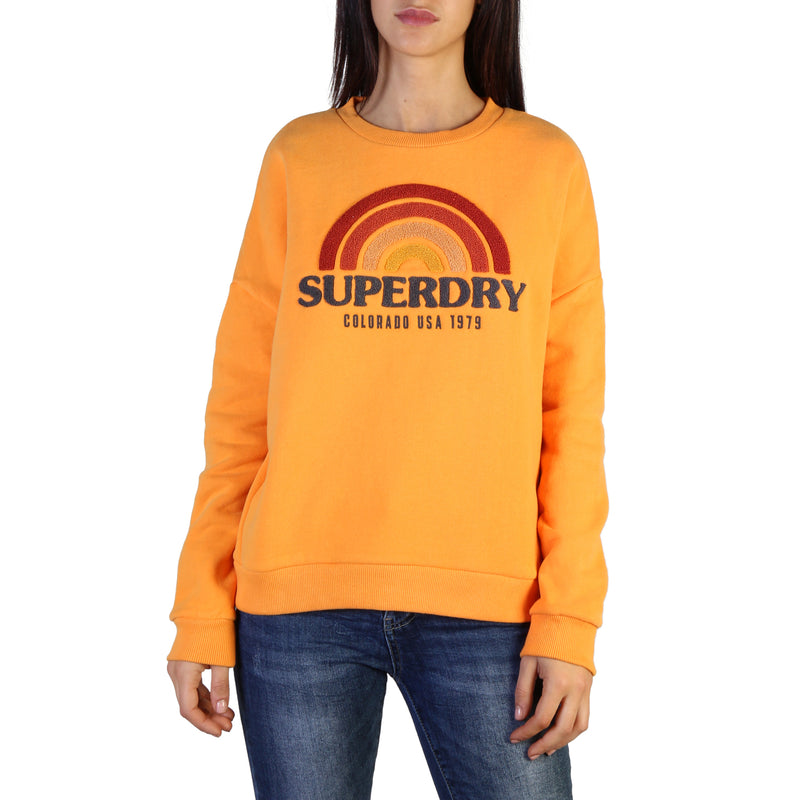 Superdry Women's Long Sleeve Sweatshirt - W2000031B