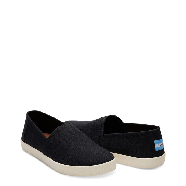 TOMS Men's Slip-On Shoes - LINEN-BF_10011001