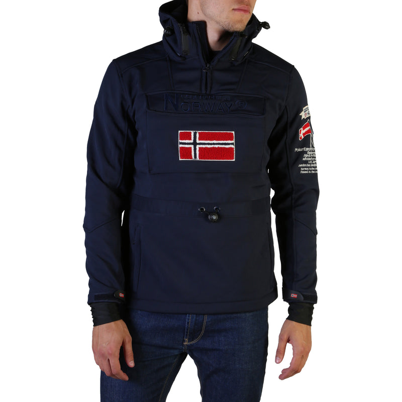 Geographical Norway Men's Long Sleeve Bomber - Terreaux_man
