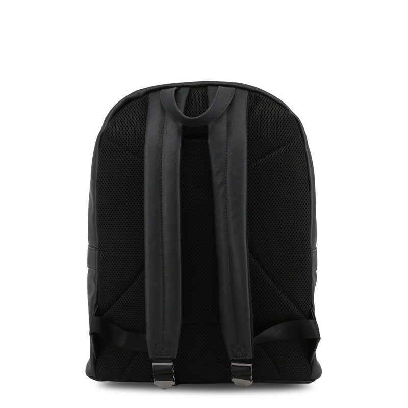 Armani Jeans Men's Zip Closure Backpack - 932523_CD991