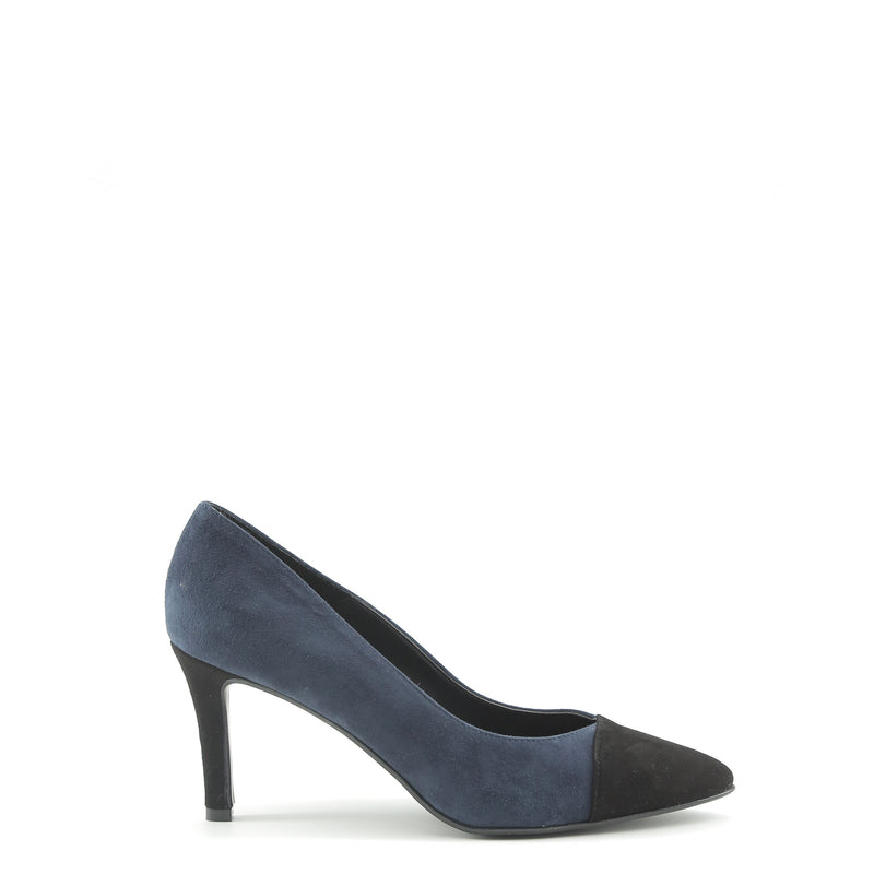 Made in Italia Women's Suede Court Shoes - FLAVIA