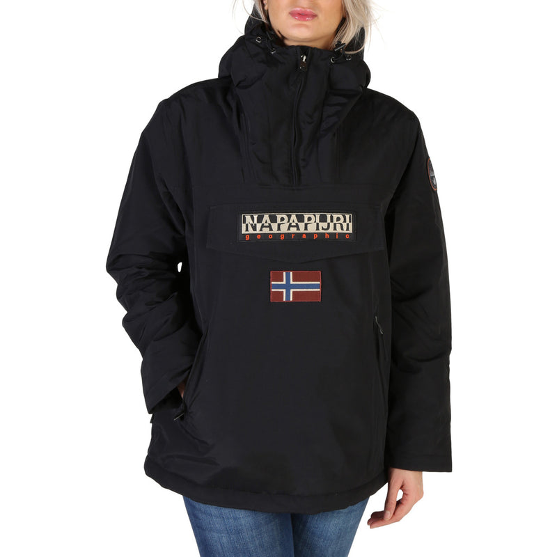 Napapijri Women's Long Sleeve Bomber - RAINFOREST-WPKT2_NP000ITA