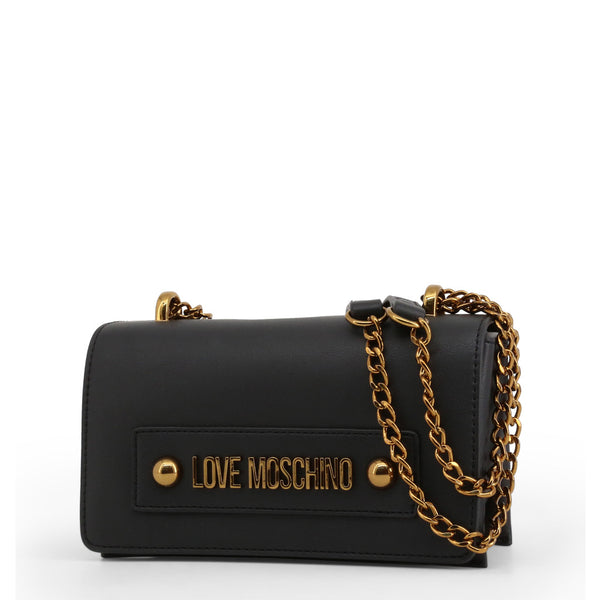 Love Moschino Women's Magnetic Closure Shoulder Bag - JC4022PP1ALD