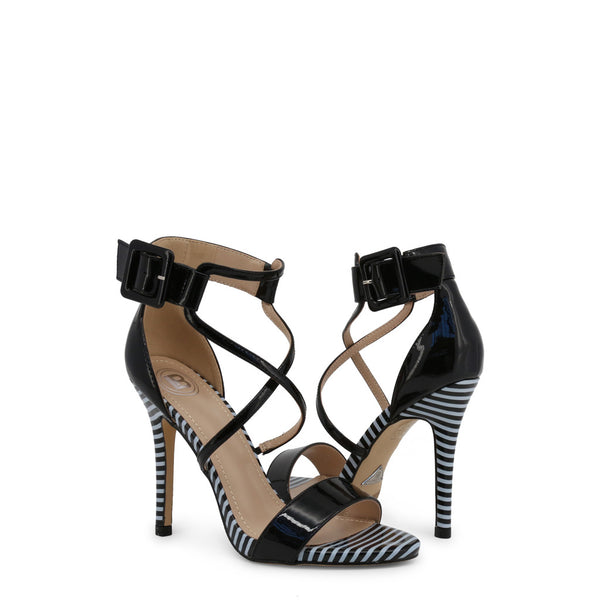 Laura Biagiotti Women's Ankle Strap Buckle Sandals - 6115