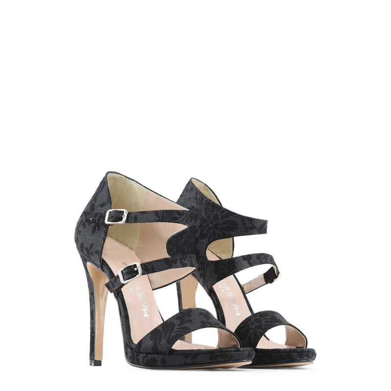 Made in Italia Women's  Cut-Out Sandals with Floral printed - IRIDE