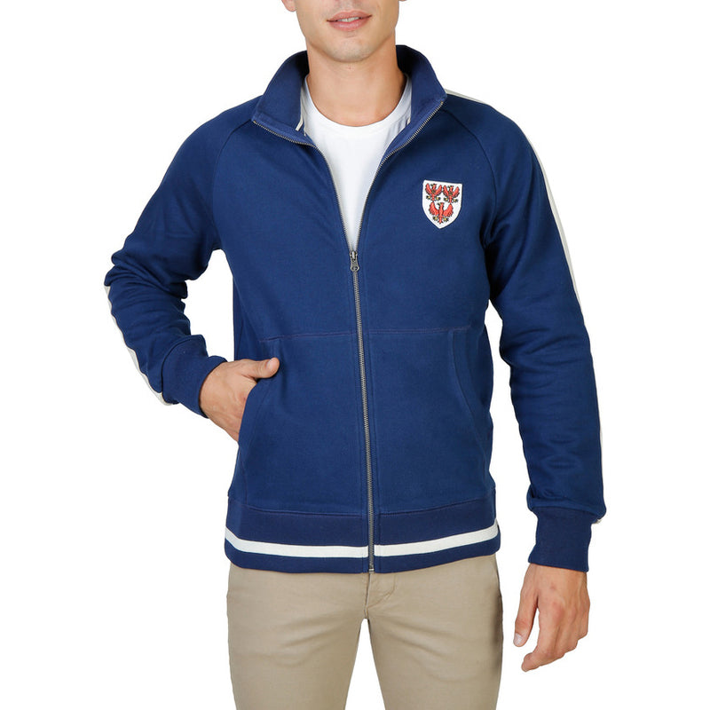 Oxford University Men's Sweatshirt - ORIEL-FULLZIP
