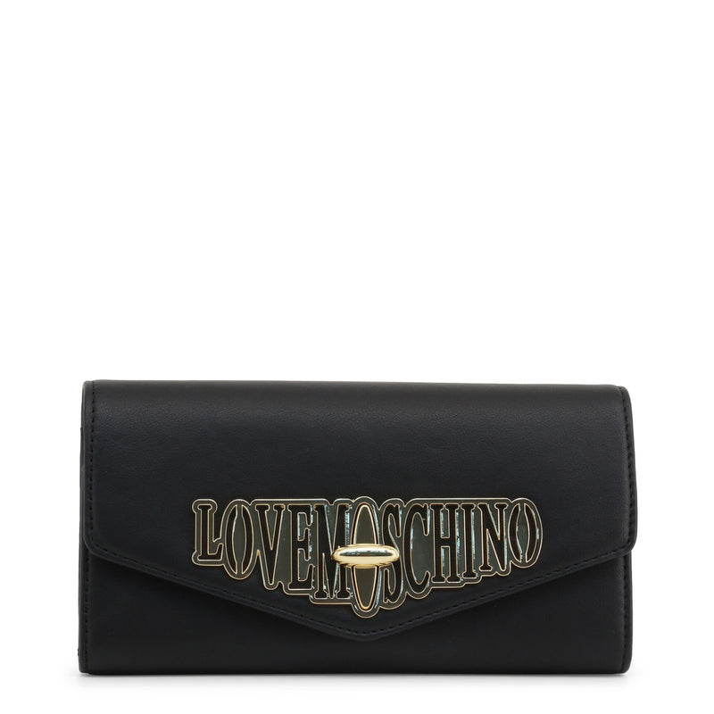 Love Moschino Women's Snap Closure Clutch - JC5608PP18LF