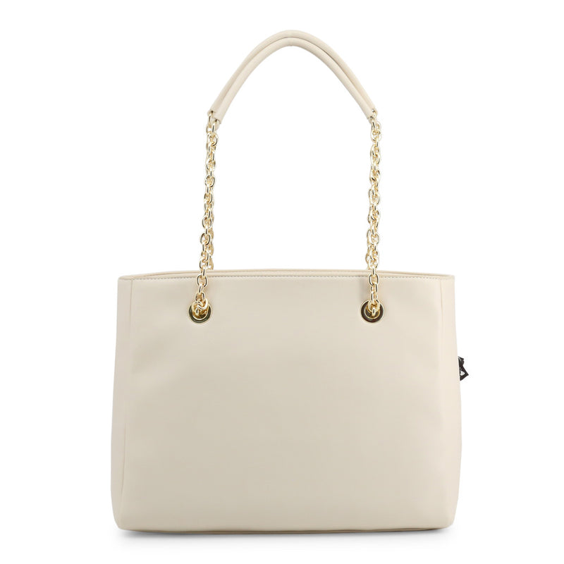 Love Moschino Women's Zip Closure Shoulder Bag - JC4220PP08KD