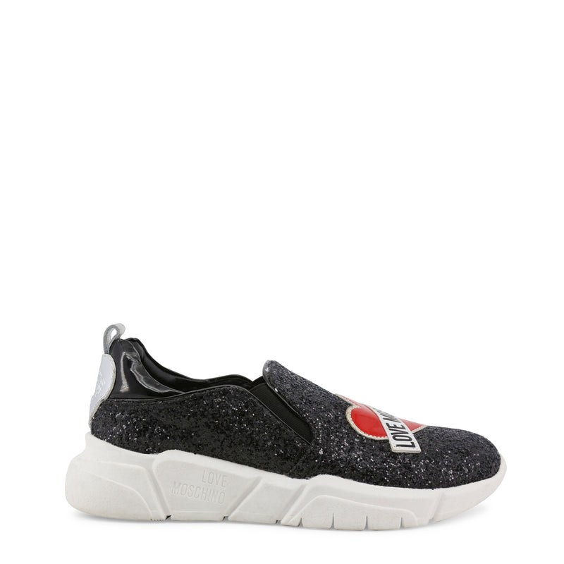 Love Moschino Women's Slip-On Sneakers - JA15083G16IG