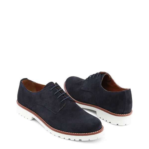 Made in Italia Women's Suede Laced shoes - IL-CIELO