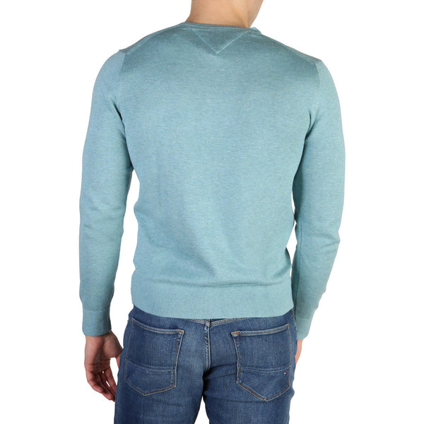 Tommy Hilfiger Men's Long Sleeve Sweater - MW0MW00188
