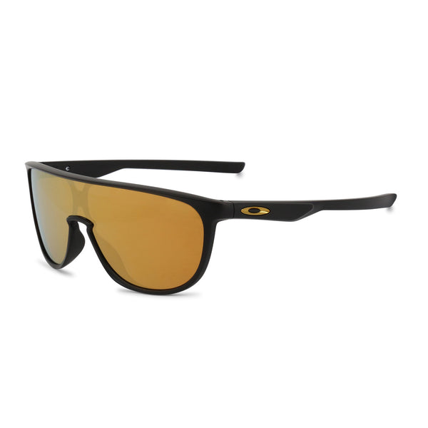 Oakley Men's Acetate Mirrored Sunglasses - TRILLBE_0OO9318