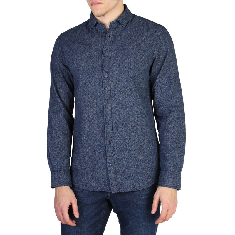 Tommy Hilfiger Men's Long Sleeve Shirt - MW0MW03060
