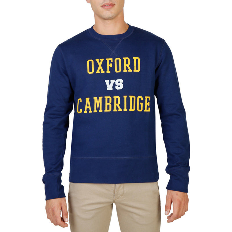 Oxford University Men's Sweatshirt - OXFORD-FLEECE-CREWNECK