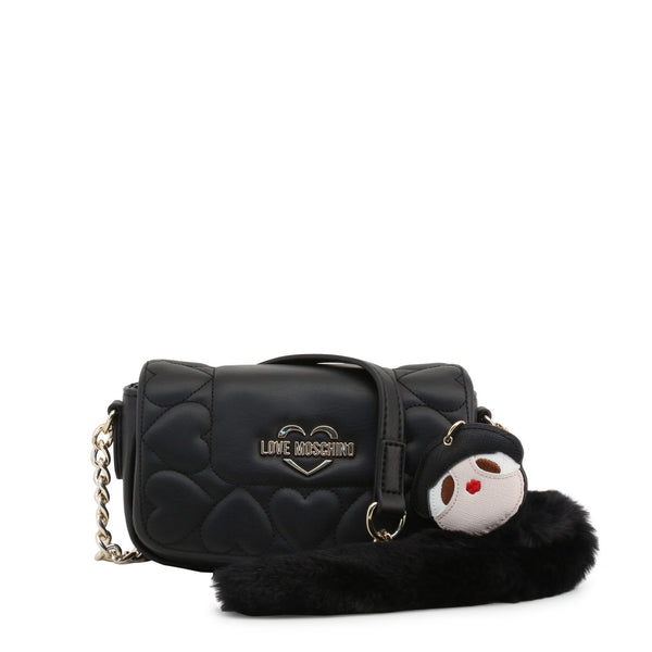 Love Moschino Women's Magnetic Closure Crossbody Bag - JC4082PP18LO
