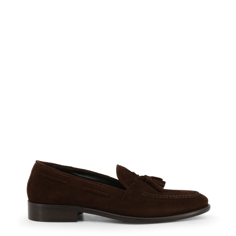 Made in Italia Men's Suede Loafers - ANEMAECORE_CAM